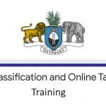 SRA TARIFF CLASSIFICATION AND ONLINE TARIFF TRAINING