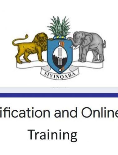 SRA TARIFF CLASSIFICATION AND ONLINE TARIFF TRAINING
