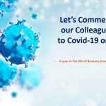 Commemorating the Colleagues Lost to Covid-19: A Year in the Life of BE Under Covid-19