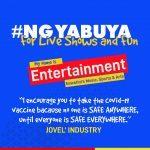 #Ngyabuya/ #Syabuya Campaign